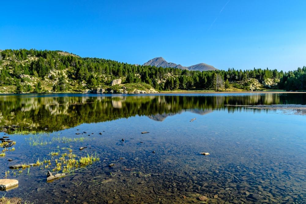 Plus beaux lacs des Pyrénées : Lac des Bouillouses