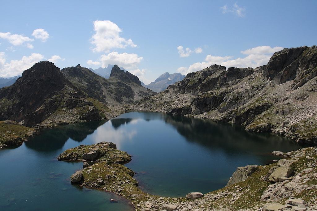 Lac du Pourtet