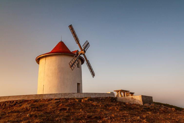Visiter au Cap Corse : le moulin Mattei à Ersa