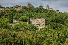 Ménerbes, Provence, Luberon, Vaucluse