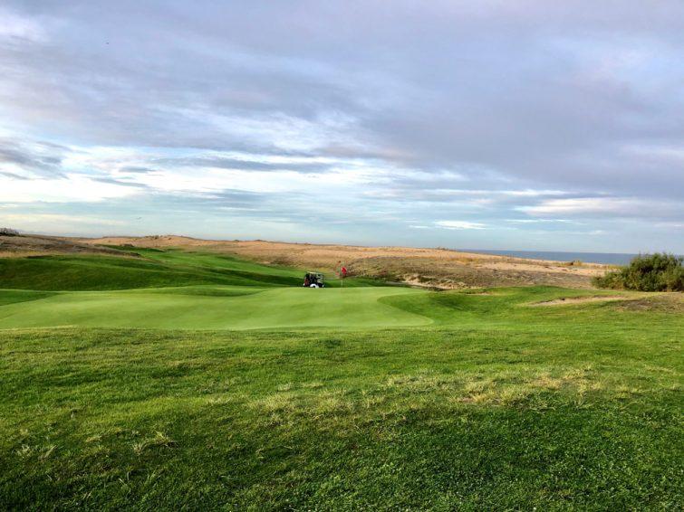 Le golf de Moliets