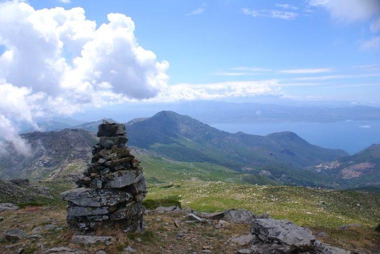 Visiter au Cap Corse : Monte Stello