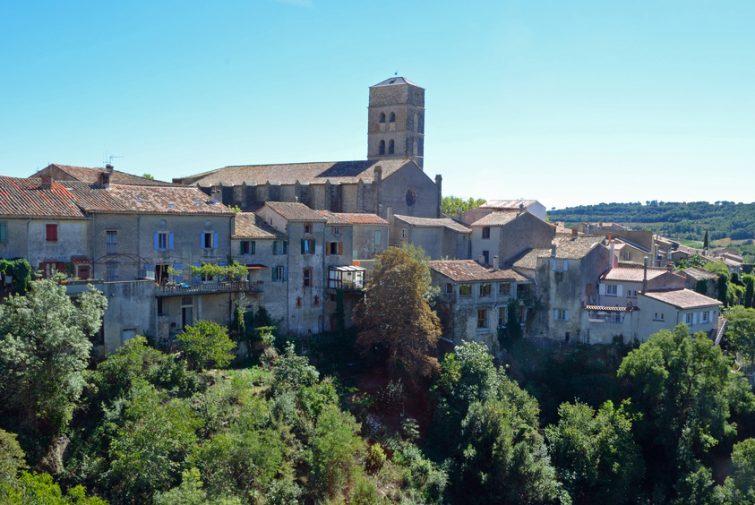 Visiter à Carcassonne : Montolieu