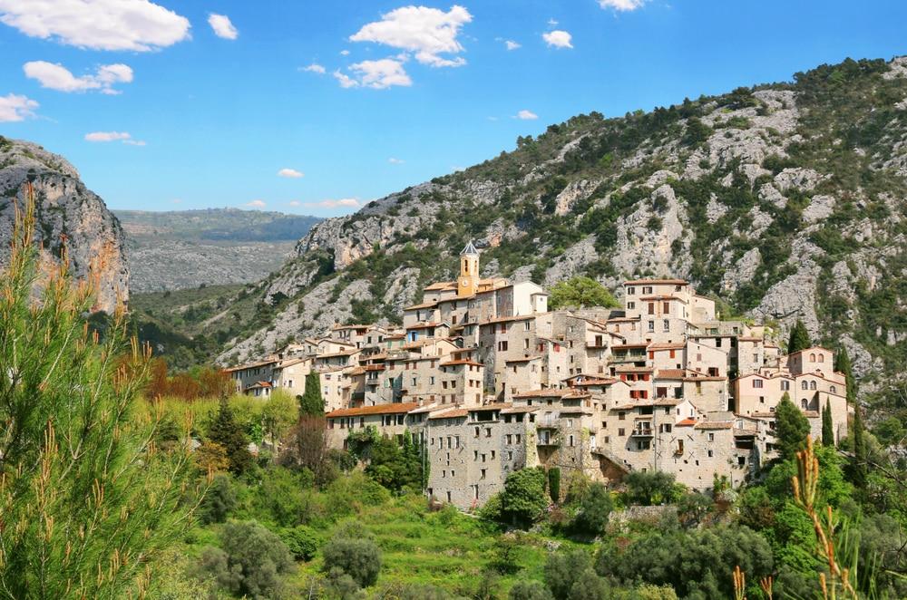 Plus beaux villages autour de Nice : Plus beaux villages autour de Nice : Peillon