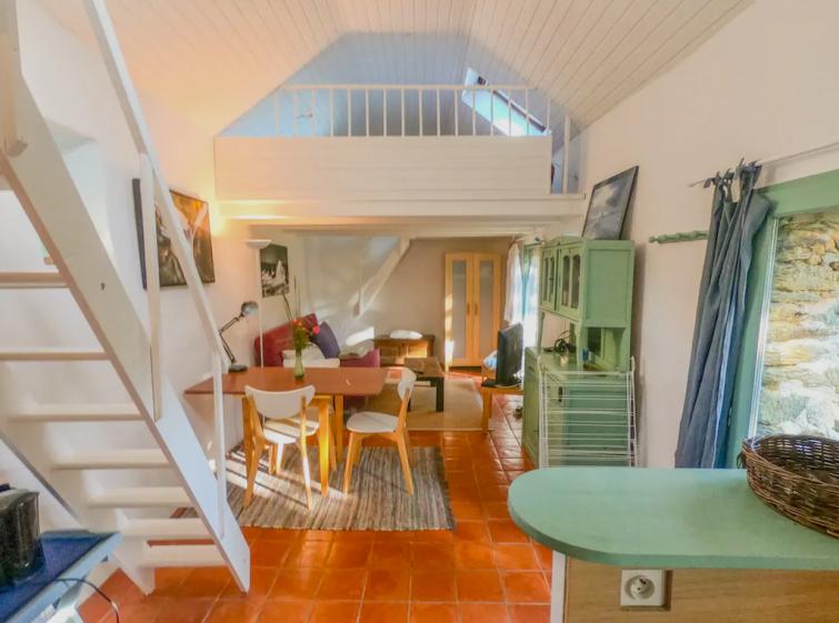 Petite maison de pierres, Belle-Île en mer