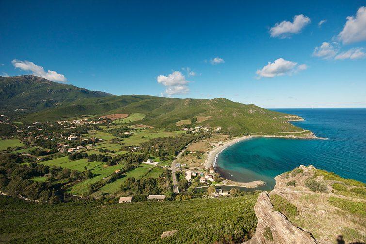 Visiter au Cap Corse : Pietracorbara