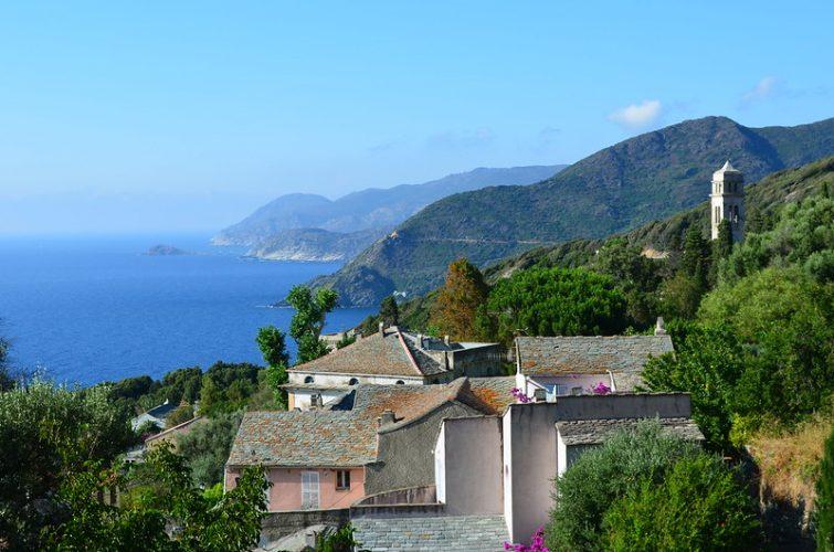 Visiter au Cap Corse : Pino