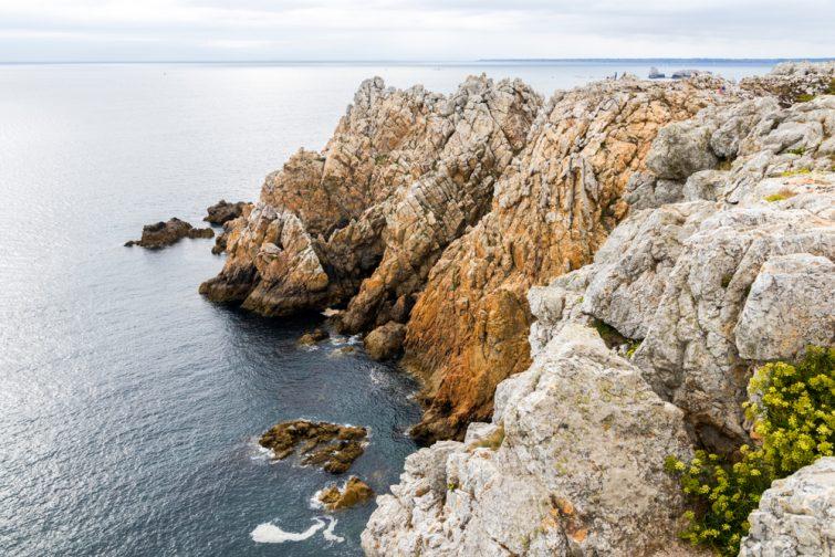 Visiter la Presqu'île de Crozon : la Pointe de Pen-Hir