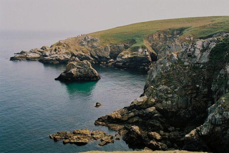 Visiter au Finistère : Pointe du Millier