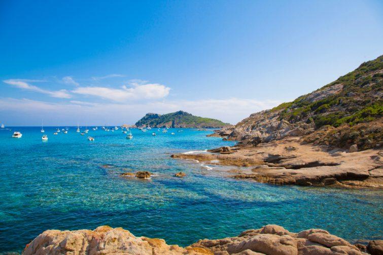 Paddle sur la Cote d'Azur : Ramatuelle