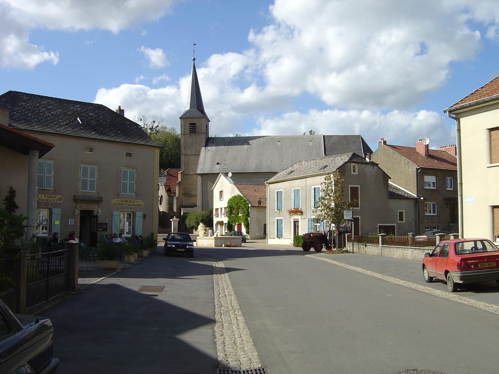 Plus beaux villages du Grand Est : Rodemack