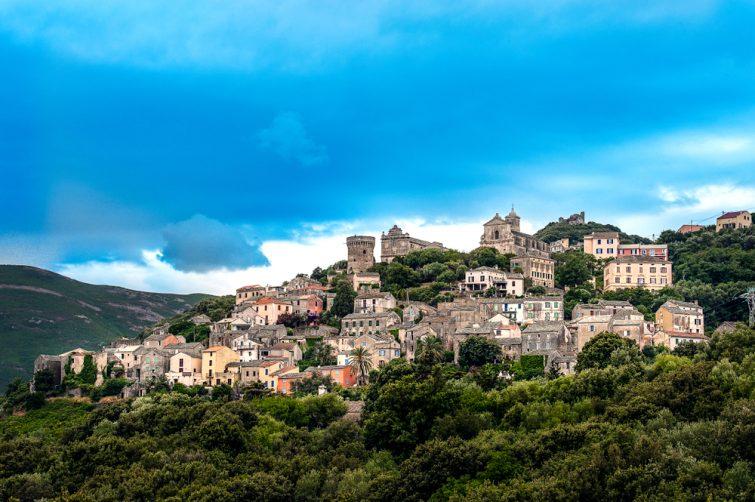Visiter au Cap Corse : Rogliano