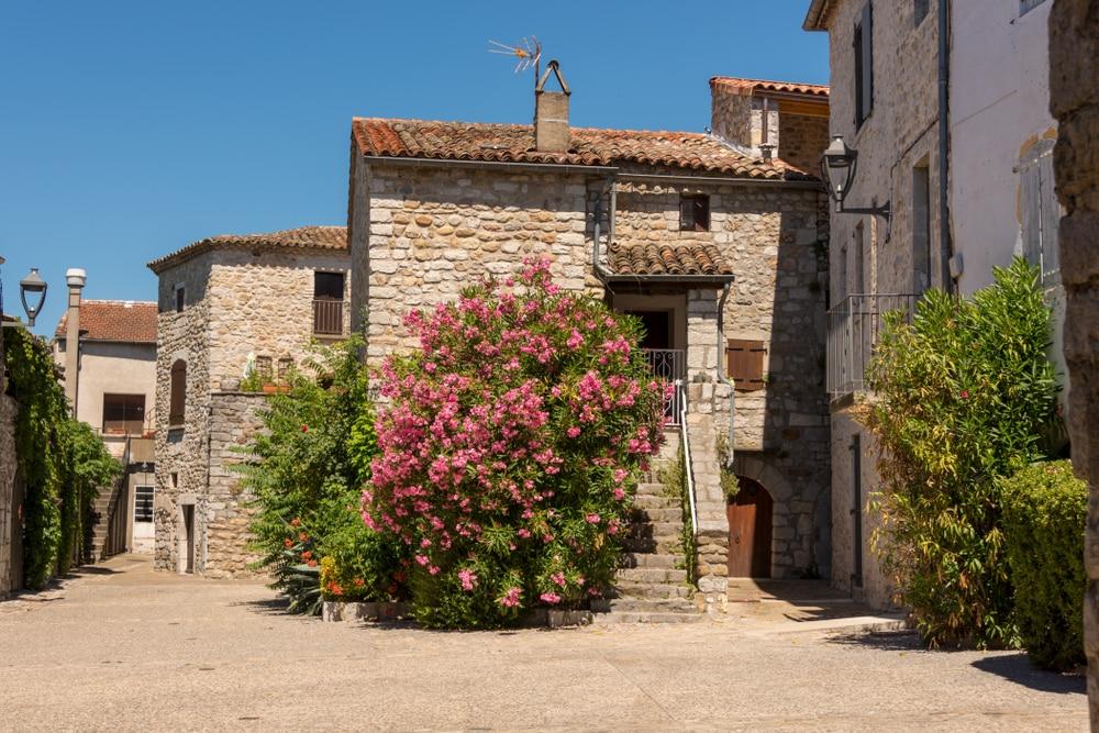 Villages en Ardèche : Ruoms