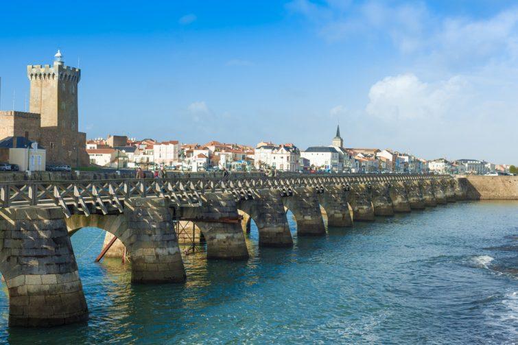 Visiter dans le Pays de la Loire : Sables d'Olonne