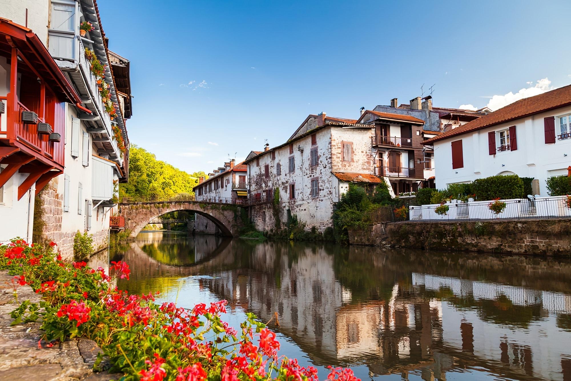Plus beaux villages du Pays basque français : Saint-Jean-Pied-de-Port