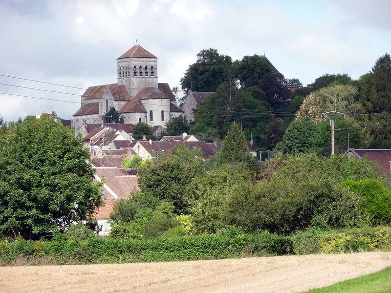 Saint-Loup-de-Naud villages d'Île-de-France
