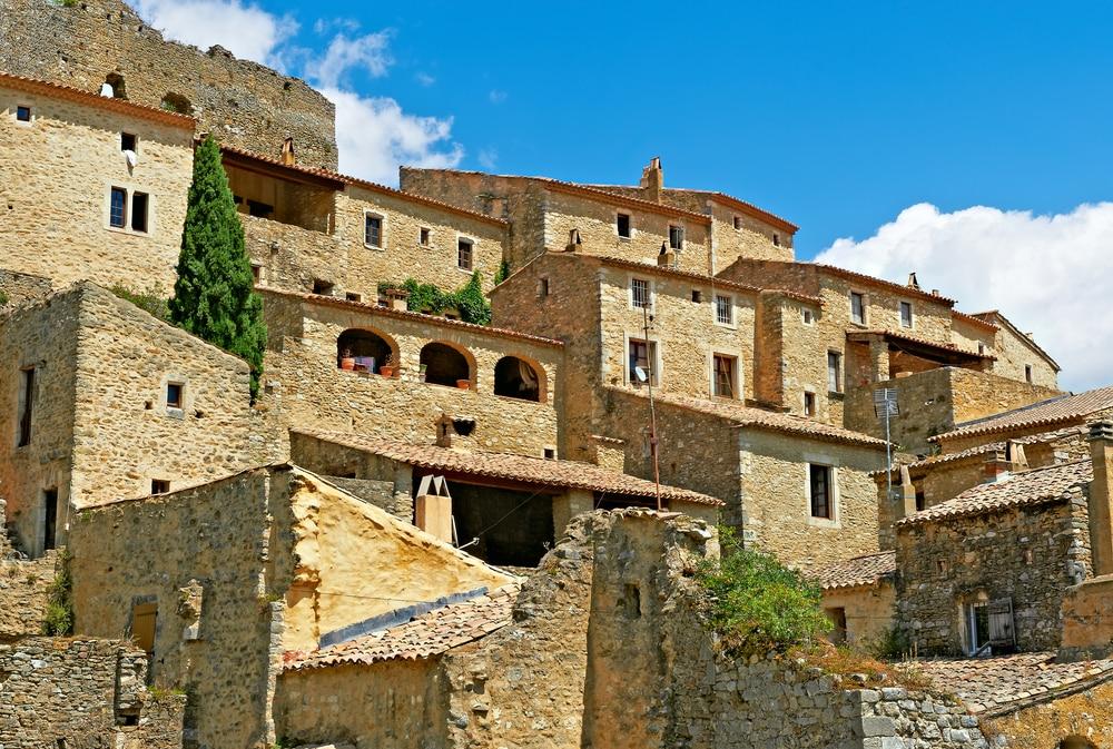 Villages en Ardèche : Saint-Montan