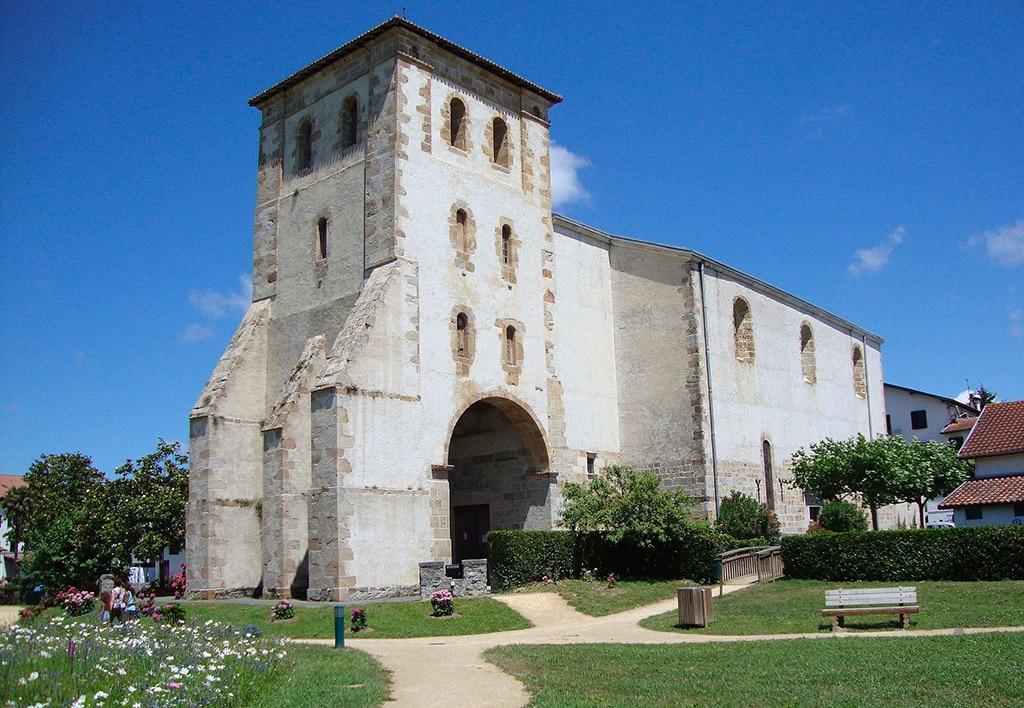Plus beaux villages du Pays basque français : Saint-Pée-sur-Nivelle