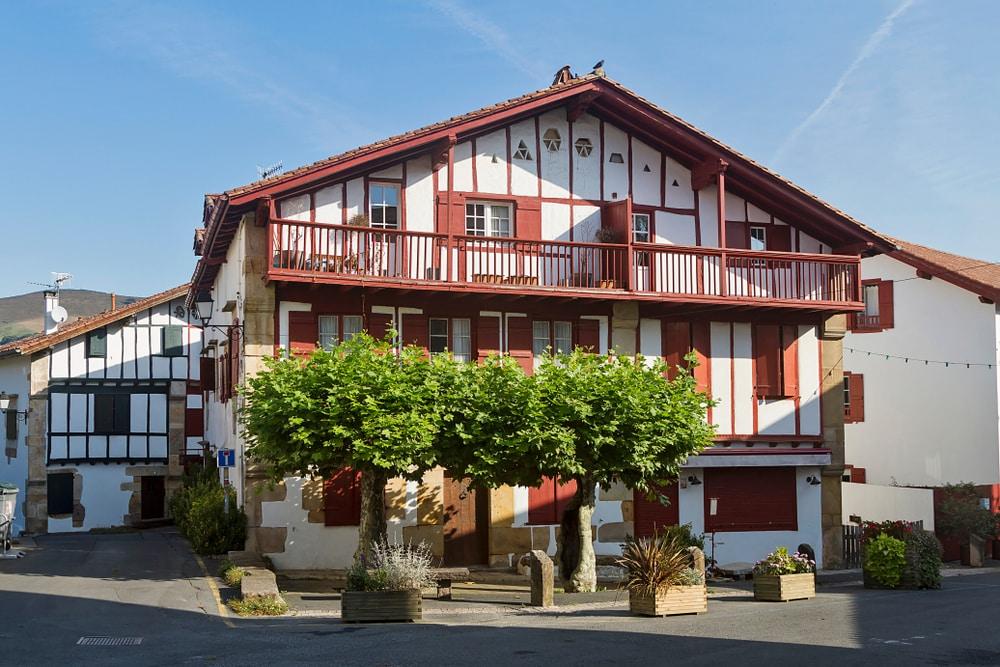 Plus beaux villages du Pays basque français : Sare