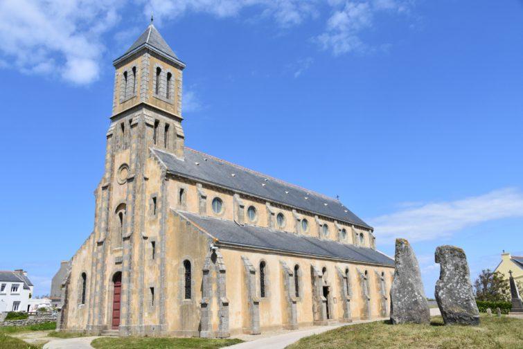 Sein island, Brittany