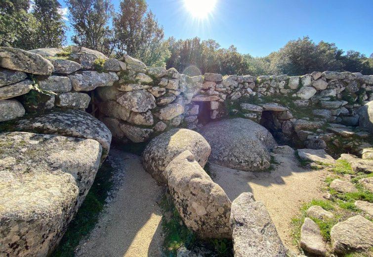 Sites de Cucuruzzu et Capula