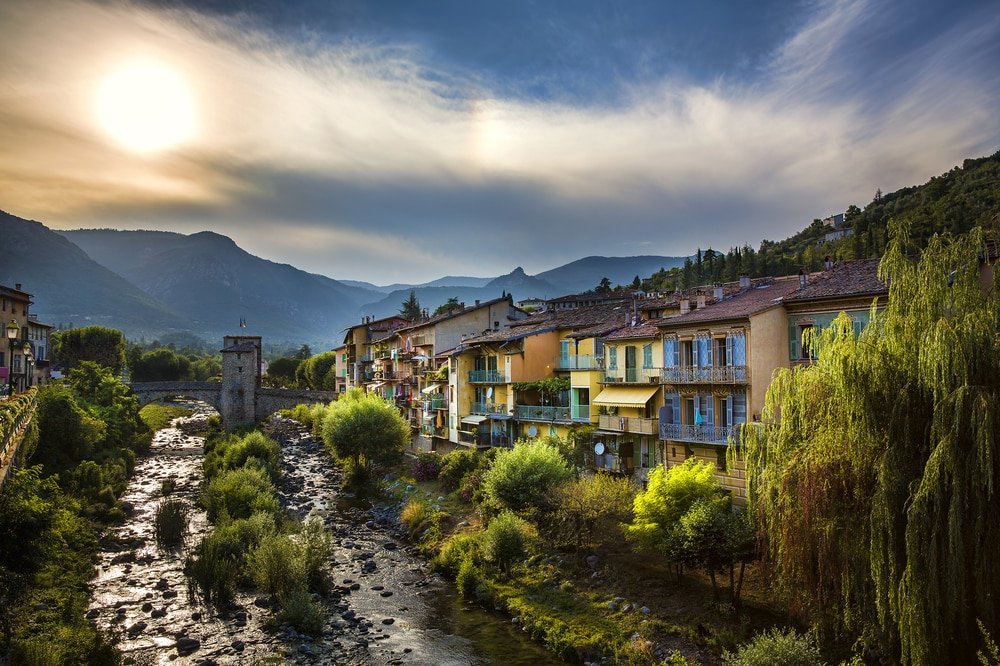 Plus beaux villages autour de Nice : Plus beaux villages autour de Nice : Sospel
