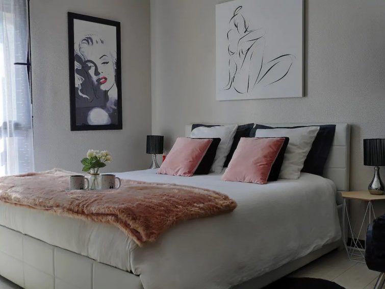 Studio MARILYN, bel appartement Centre de Quimper