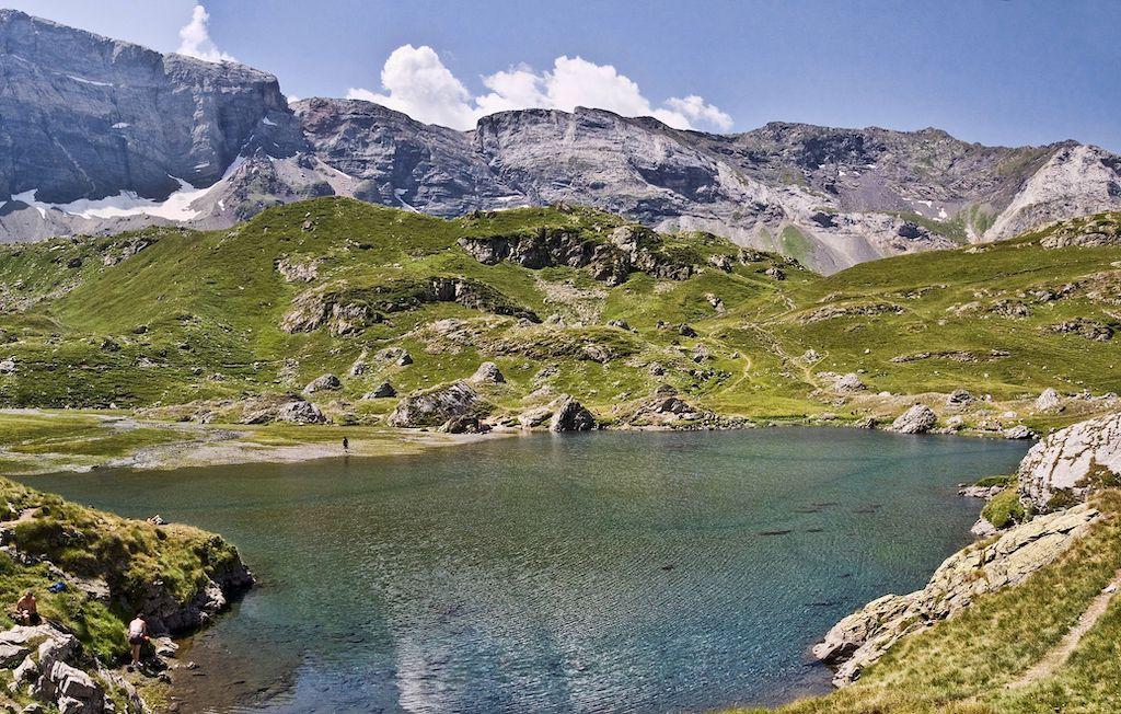 Plus beaux lacs des Pyrénées : Trois lacs des Aires