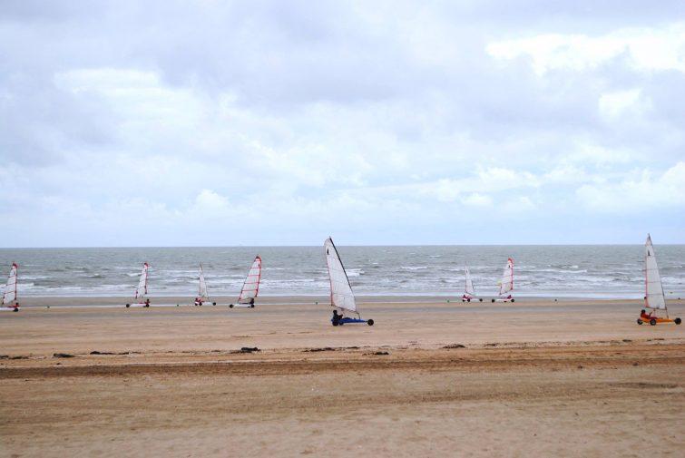 Trouville-sur-Mer char