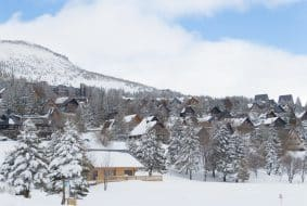 Village de Super Besse, Auvergne