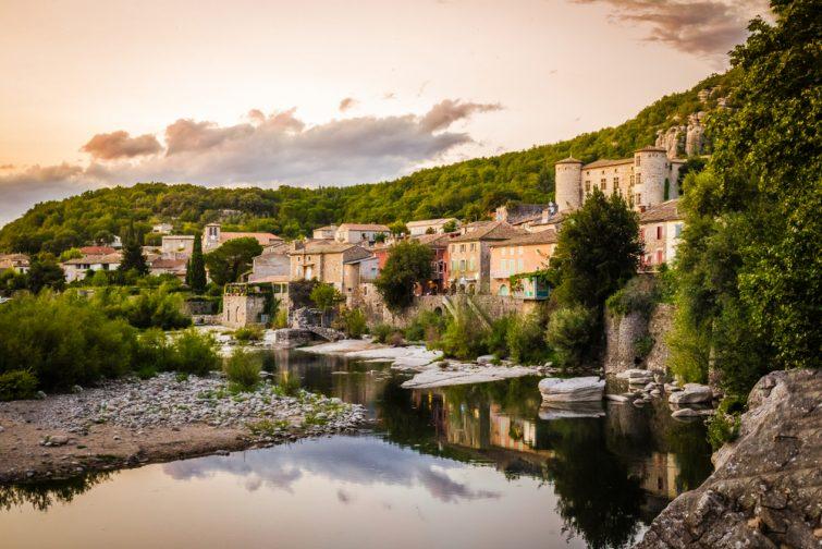 Vogüé Visiter l'Ardèche