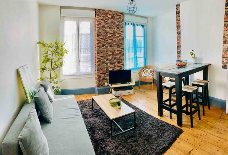 Bel appartement pour six visiteurs