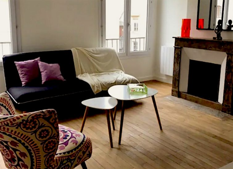 Airbnb à Angers 1