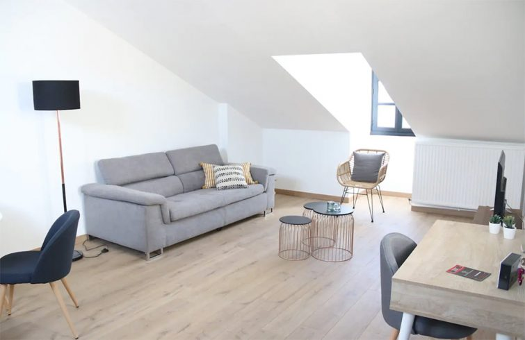 Airbnb à Angers 10
