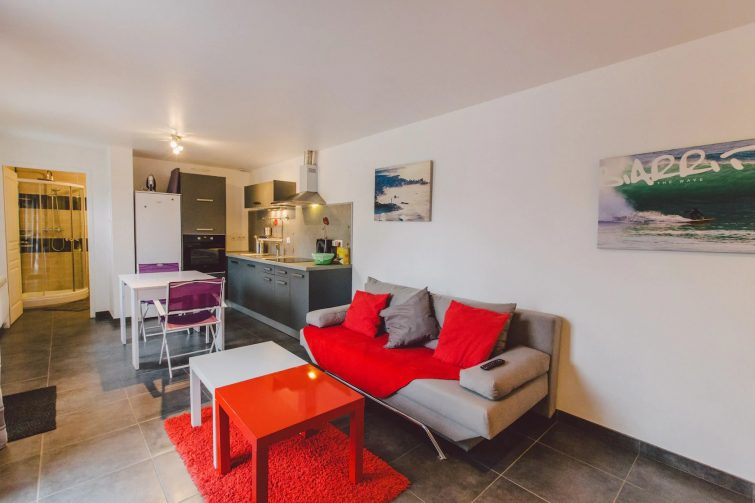airbnb anglet