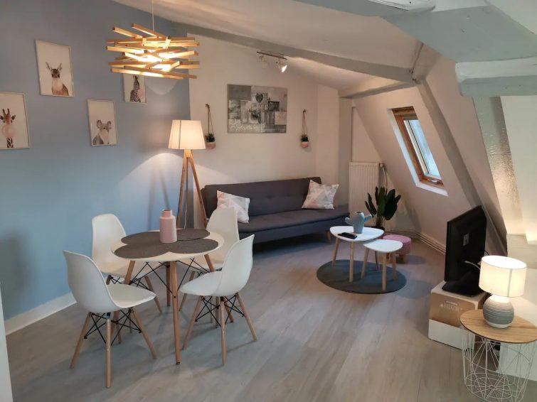 airbnb appartement caen