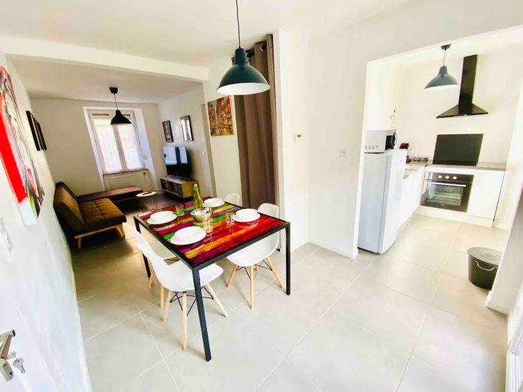 airbnb belfort maison entière