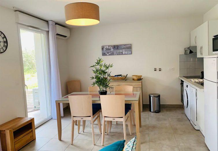 Airbnb à Bonifacio 4