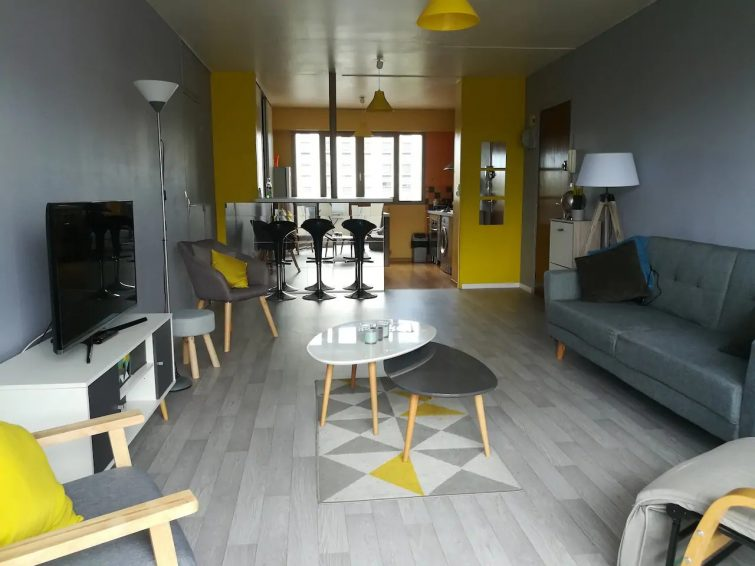 airbnb bourges centre