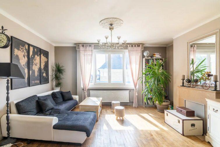 airbnb caen