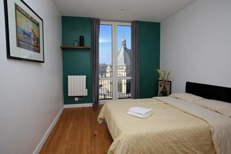 Appartement au Havre avec vue sur le cathédrale