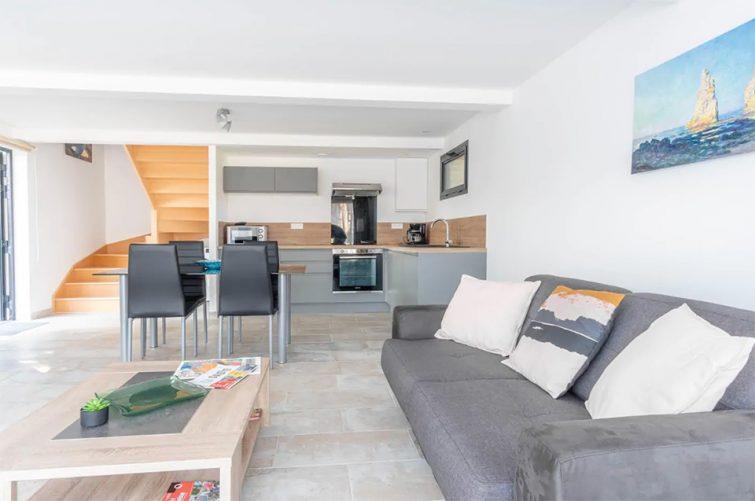 Airbnb à Étretat 6