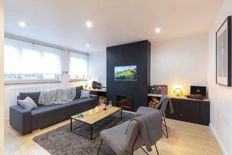 Grand appartement dans le centre du Havre