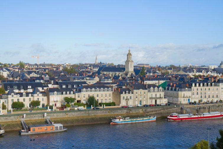 Visiter dans le Pays de la Loire : Angers