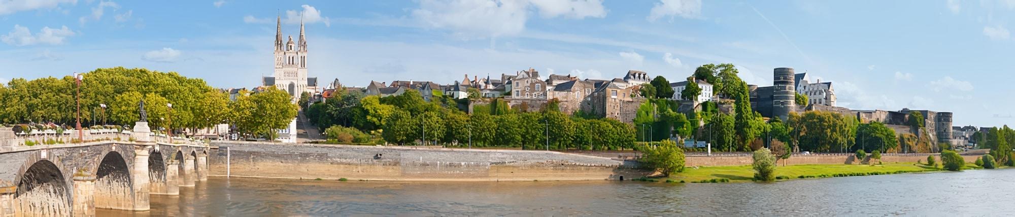 Angers - Mise en avant