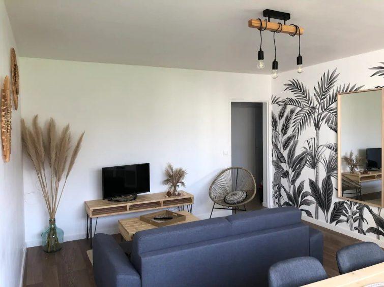 appartement palmier