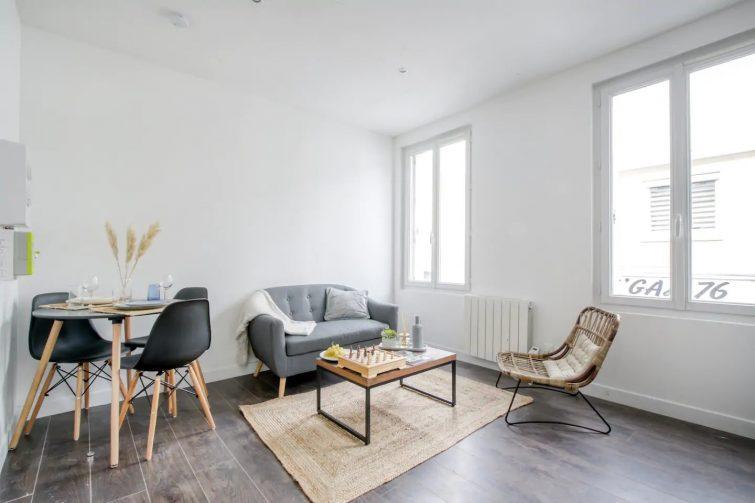 Appartement proche de la plage, Le Havre