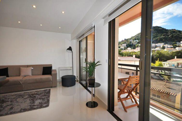 Appartement proche de la plage à Mandelieu-la-Napoule