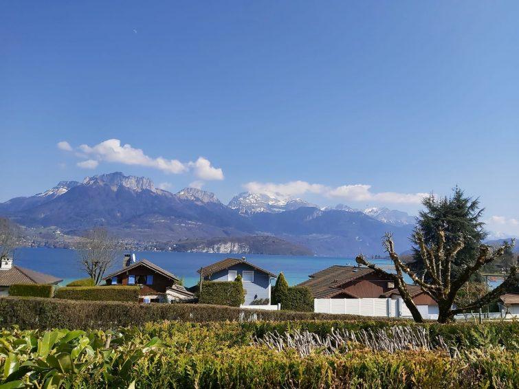 Camping au Coeur du Lac, Annecy