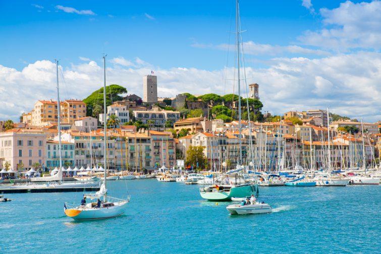 Louer un bateau à Cannes